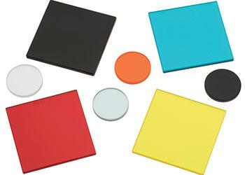 Цветные стеклянные фильтры