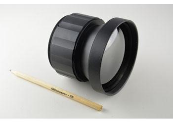 100 мм / F2.0 Руководство модуль объектива